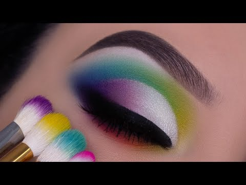 TRY THIS! Colorful Cut Crease Tutorial | Indepth Explanation thumbnail
