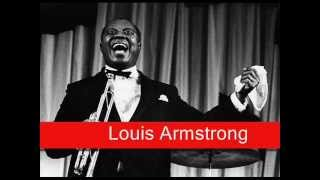 Louis Armstrong: I'm Just A Lucky So And So