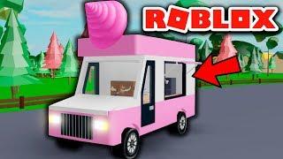 🍦 Køber Isbilen! 🌞 Roblox: Ice Cream Van Simulator EP02