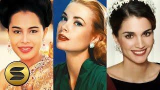 ► 12 พระราชินี-เจ้าหญิงที่