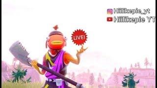 Hiilikepie's Fortnite Live Stream | VO! D clan leader | Sick Stream | GrindTo300 | #botlivesmatter