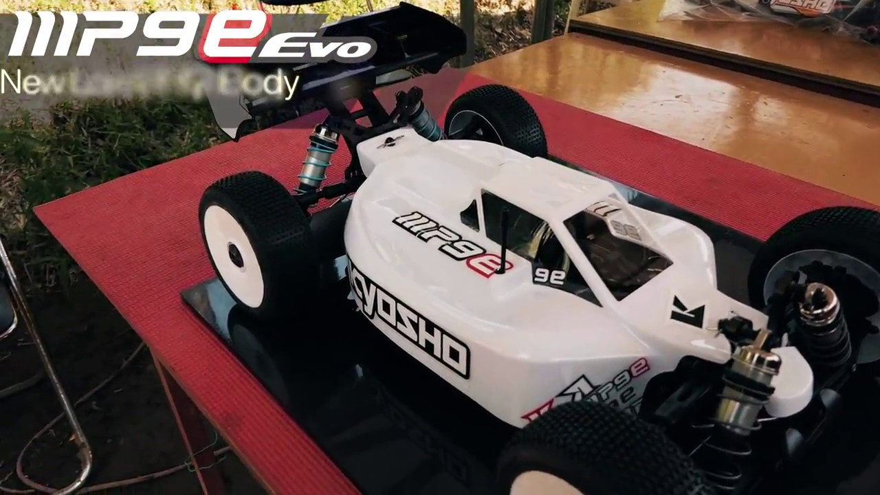 KYOSHO Inferno MP9e Evo.