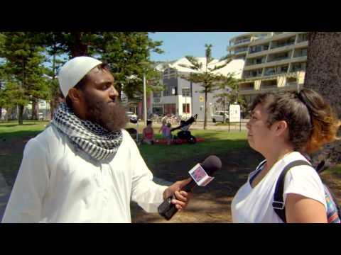 Uncle Sam's Burqa Beach - A Perve-Free Sanctuary | LEGALLY BROWN