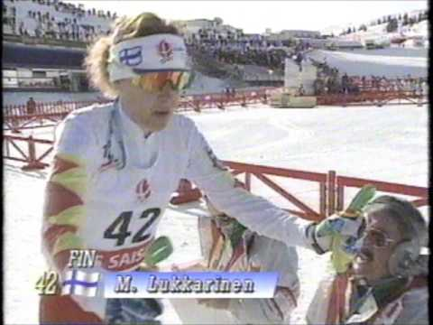 1992 Winter Olympics - Women