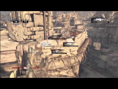 Team Deathmatch Two - Trenches - TheBaffMan's Gears 3 Beta Ultimate Guide