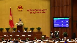 Quốc Hội VN thông qua Luật An ninh Mạng – phản ứng, bình luận