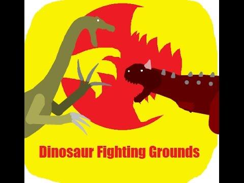 DFG- Carnotaurus vs. Therizinosaurus