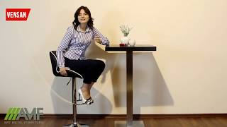 Барный стул хокер Венсан. Обзор мебели от amf.com.ua