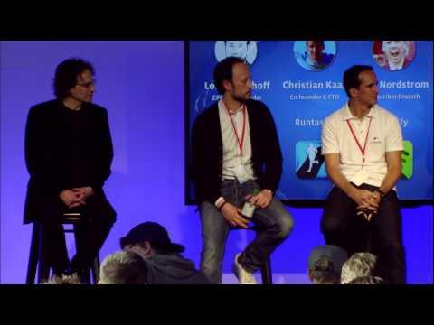 App Developer Panel - Facebook Mobile DevCon London 2013