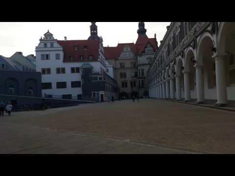 Stallhof in Dresden, Germany