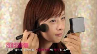 블러셔 연출법_How to apply blusher Thumbnail