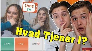 ''Hvad Tjener I?'' OMETV - (One Question Go)
