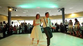 OUR FIRST DANCE (Lindy Hop)