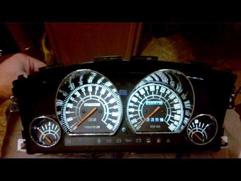 Cмотреть Тюнинг приборной панели Mazda 626 GD 3