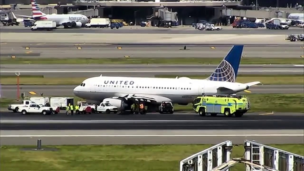 Emergency landing by United flight briefly closes Newark Airport