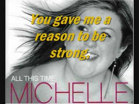 Michelle Mcmanus-All This Time Lyrics
