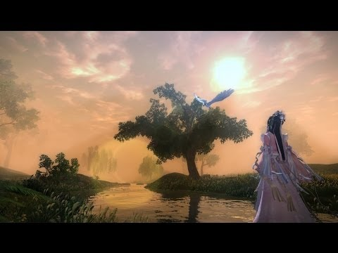 Beautiful Chinese music | Age of Wulin (music of game)