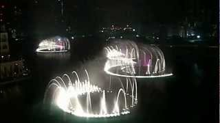 Smooth Criminal - Dubai / Las Vegas Fountain - Michael Jackson - Tribute Fanmade Águas dançantes