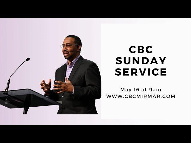 CBC Sunday Service LIVE   May 16