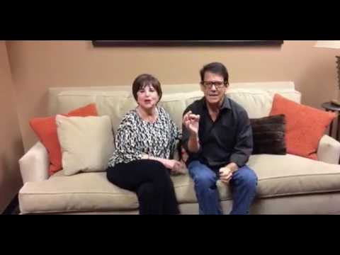 Happy Days star Anson Williams & Cindy Williams from Laverne & Shirley!