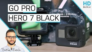 RECENSIONE GOPRO Hero 7 Black Edition, parola d'ordine HYPERSMOOTH