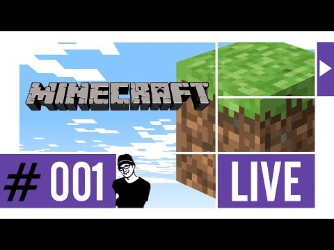 MINECRAFT LIVESTREAM ᴴᴰ #001 ►Unser erster Stream◄ Twitch TV Broadcast 07.02.2014 ⁞HD⁞ ⁞Deutsch⁞