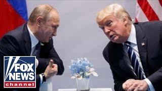 President says he'll meet with his Russian counterpart soon; reacti...