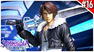 Dissidia 012 Final Fantasy Playthrough - Episode #16   Squall - Chapter 7 Resolve for Seclusion