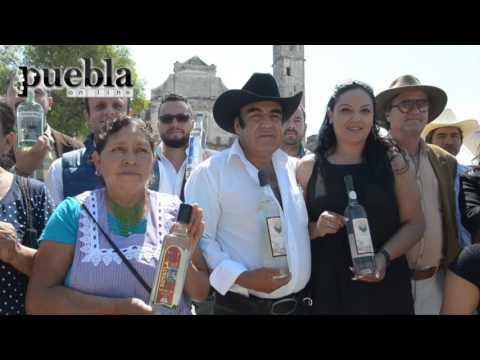 Puebla ya es tierra de Mezcal: Tony Gali