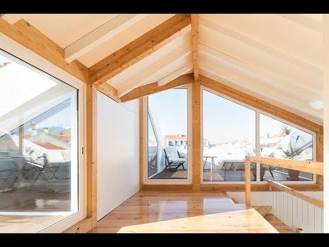 Lisboa - Campo de Ourique - Apartamento T3+1 Duplex