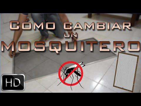 Cambia el mosquitero de tu ventana doovi for Mosquitero magnetico
