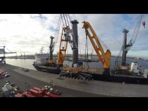 Liebherr - Ship Cranes CBB 4700-450 Tandem Lift