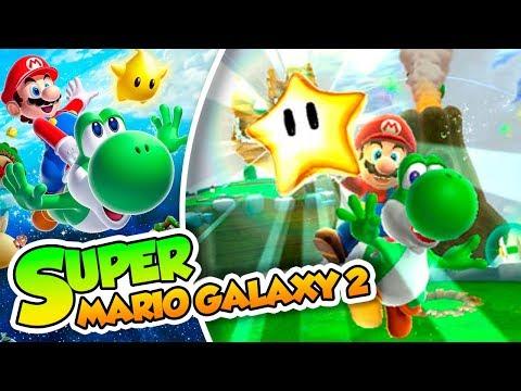 ¡Un directo Galactico! - #04 - Super Mario Galaxy 2 en Español (WiiU) DSimphony