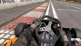PC2 World Record lap in Karts (VR)