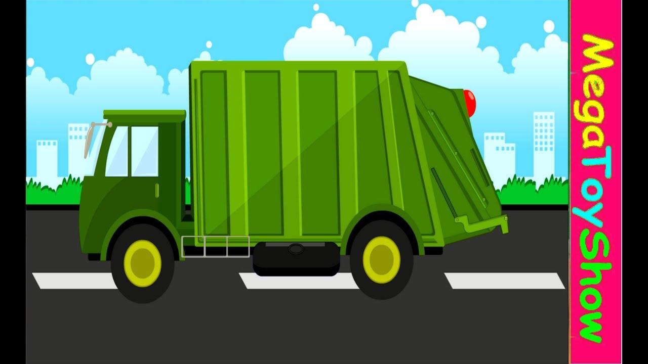 грузовые автомобили анимация находится курортной