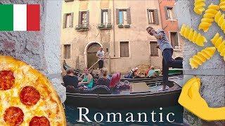 Романтика в Венеции / Шок от цен / Пробуем итальянскую пиццу