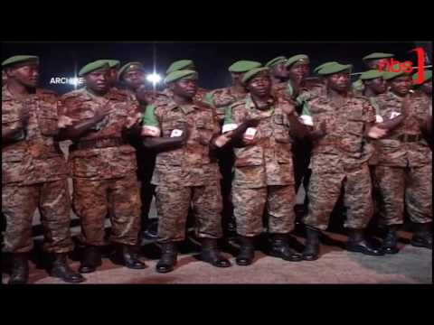 UPDF Sends Soldiers to Equatorial Guinea