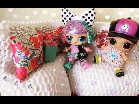 Комната для кукол #ЛОЛ своими руками! МЕБЕЛЬ Для Кукол! #DIY For #LOL Surprise!