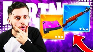 🔴 I DISCOVER THE NEW SAINT SAINT ON FORTNITE! (INFANTERIE FUSIL AND FREE CAMO)