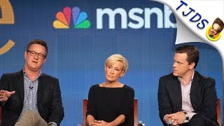 MSNBC's  2017 Ratings Shocks Everyone