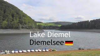 GERMANY: Diemelsee (Lake Diemel) - Sauerland [HD]