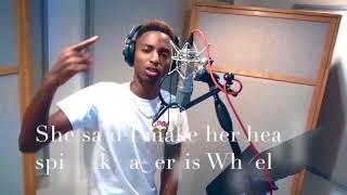 22 SAVAGE- BANK ACCOUNT  REMIX LYRIC VIDEO (DISS SONG)