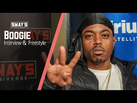 """Shady Records Artist Boogie Talks New Album and Spits Over Kendrick Lamar's """"Sing About Me"""" Mp3"""
