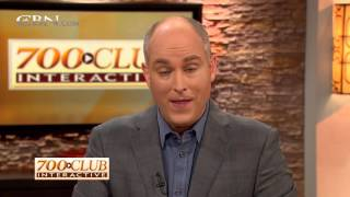 700 Club Interactive: The Weapon of Prayer – October 16, 2015