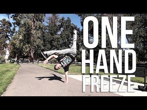 How To Breakdance | 1 Hand Freeze | Freeze Basics
