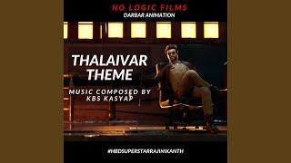 Thalaivar Theme (Darbar Animation)
