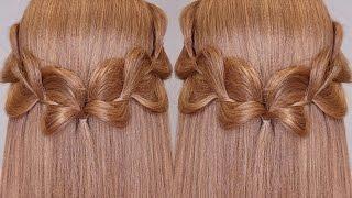 3 Strands Uneven Braid Hair Tutorial thumbnail