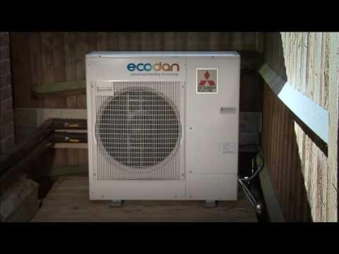 Mitsubishi Ecodan Heat Pump