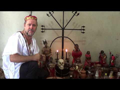Pontos de Umbanda Girassol - 4 Chamada do Guia Chefe (Caboclo Girassol)