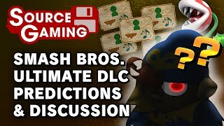 Super Smash Bros. Ultimate DLC Predictions - Source Gaming Discussion